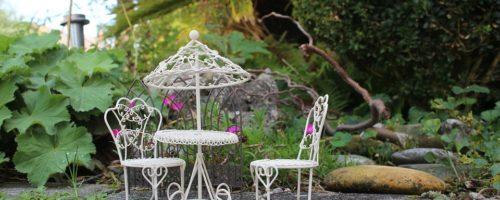 Aménager un petit espace en jardin