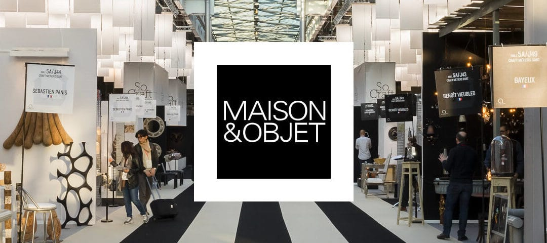 Salon Maison & Objet 2020