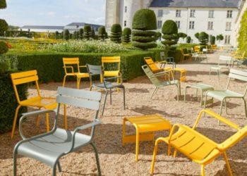 La chaise Luxembourg par Fermob