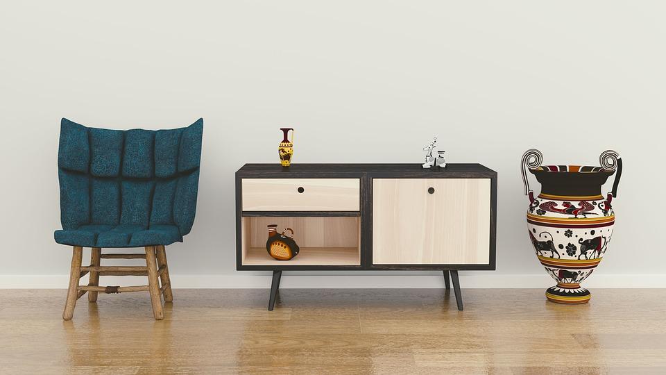 Éditeur de mobilier
