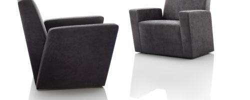 Le fauteuil Vienna par Jean-Nouvel
