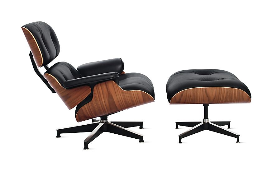 Le Lounge Chair par Eames
