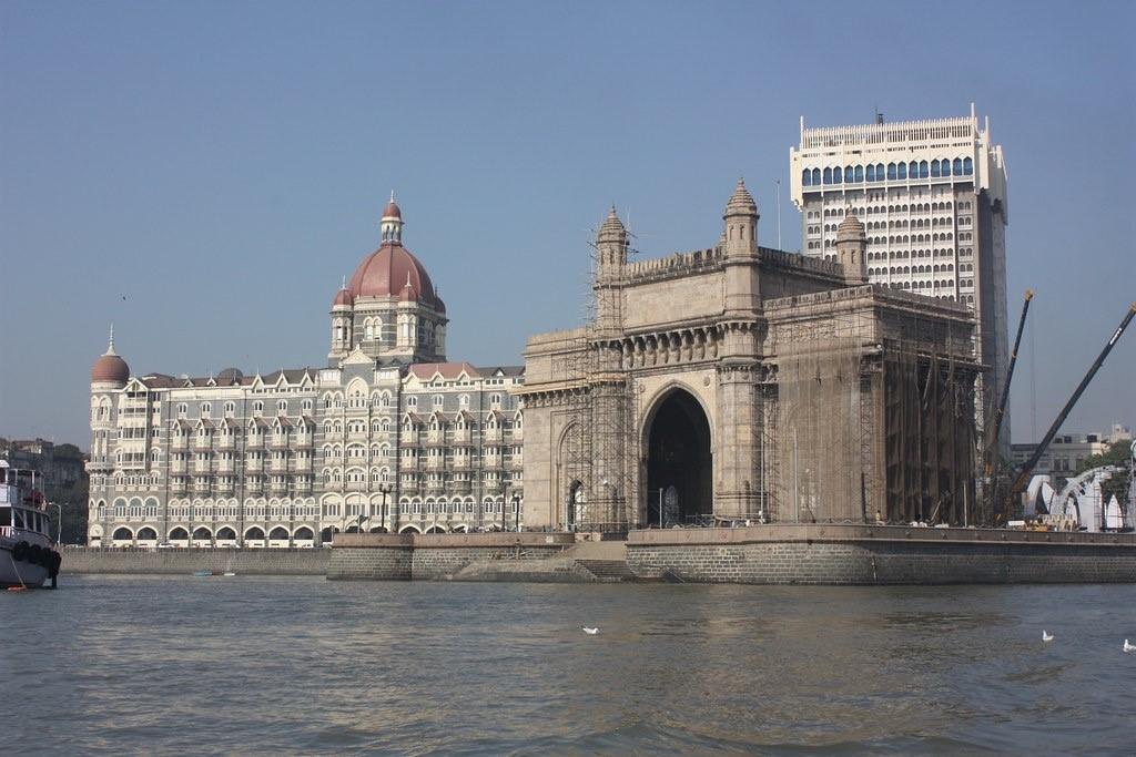 Antilla - Mumbai Inde