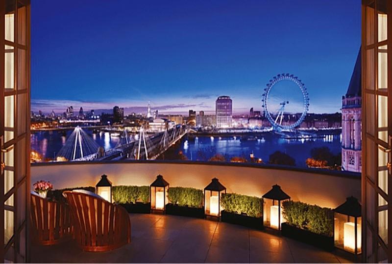 Le Penthouse à Londres