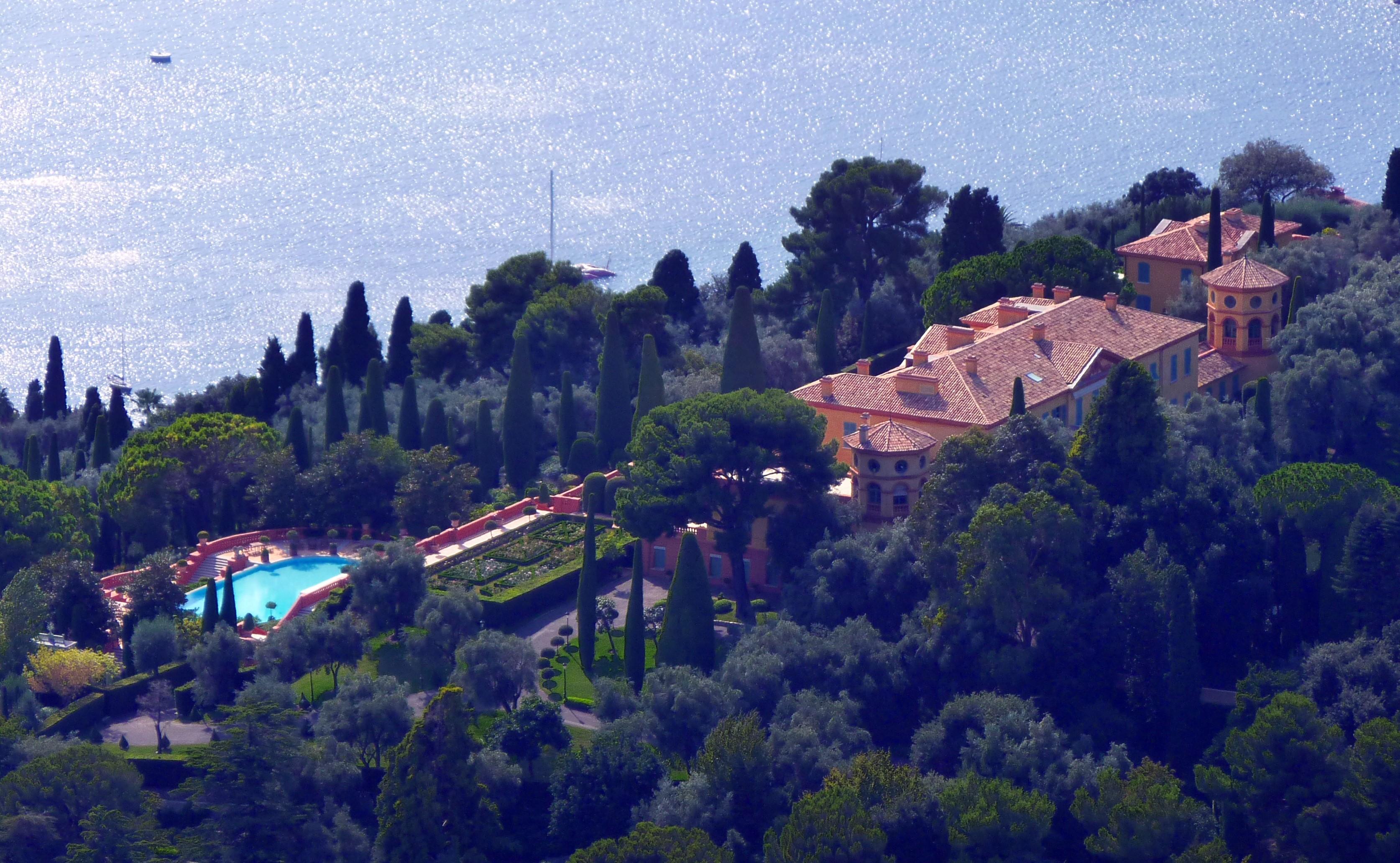 Villa Leopolda - Cote d Azur