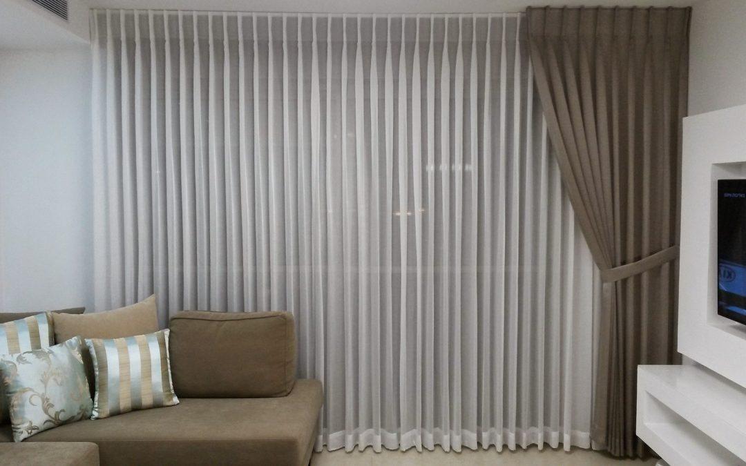 rideau anti feu