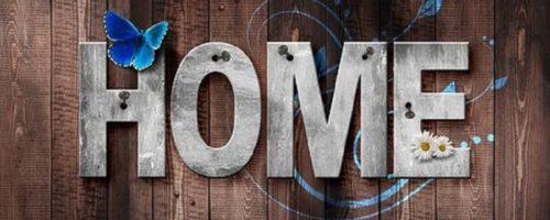 La lettre en bois : une tendance de la décoration