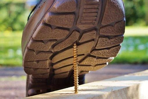 4 avantages des chaussures de sécurité