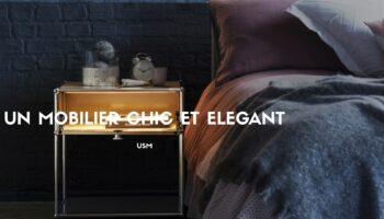 Sublimer votre habitat ou votre local professionnel avec le mobilier USM