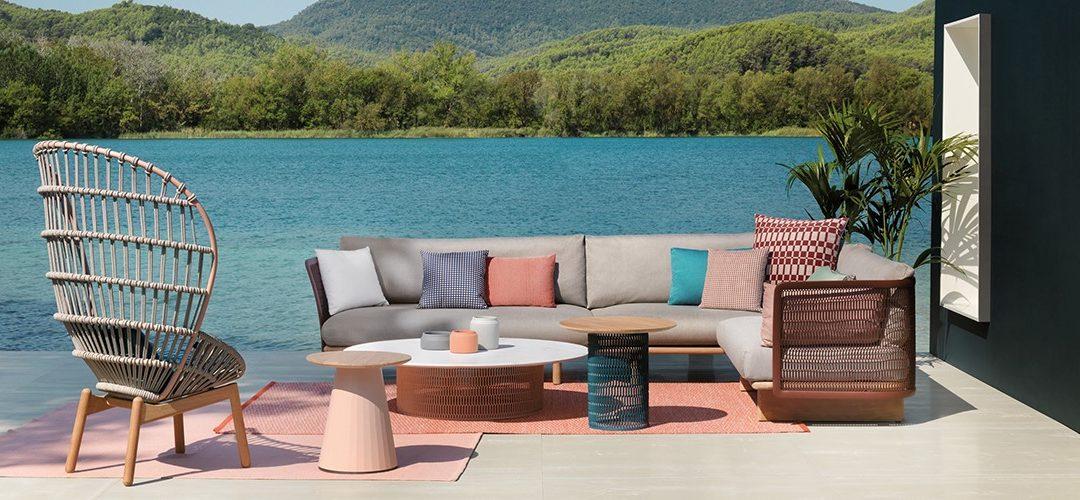 Décorer votre espace extérieur avec la gamme de meubles Kettal