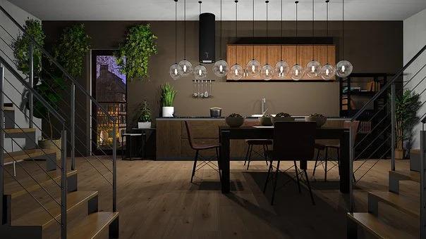 Décoration intérieure : le style industriel s'invite dans votre salle à manger