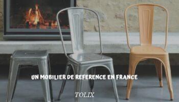Le mobilier Tolix : Un patrimoine culte du design français
