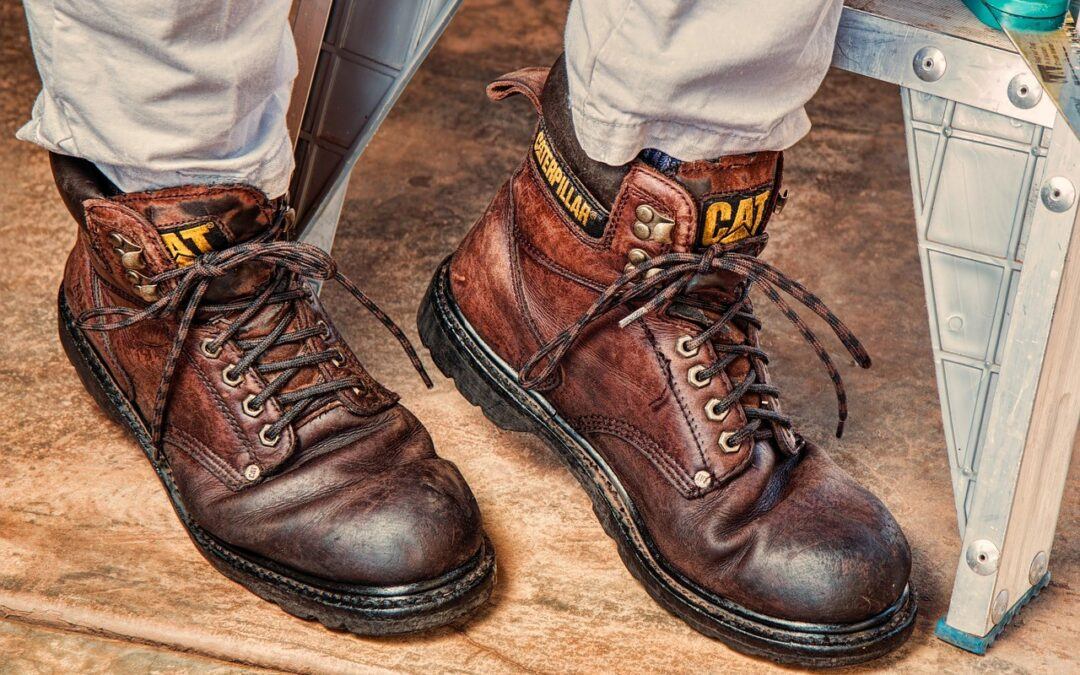 Chaussures de sécurité : choisissez la bonne paire !