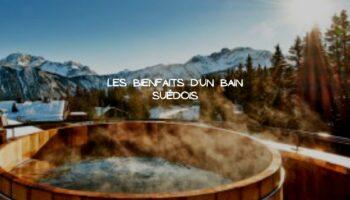 Installer un bain suédois chez soi pour des instants ultra détente