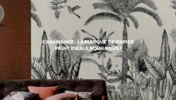 Sublimer vos murs avec du papier peint de haute qualité