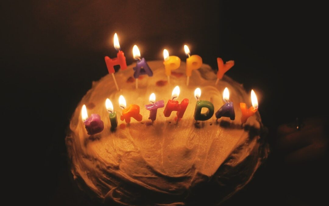 5 idées pour réussir votre décoration d'anniversaire
