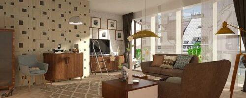 Décoration intérieure : en avant le style des tapisseries murales !