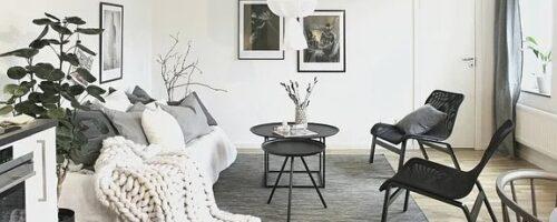 Maximisez l'espace de votre salon avec ces 5 astuces