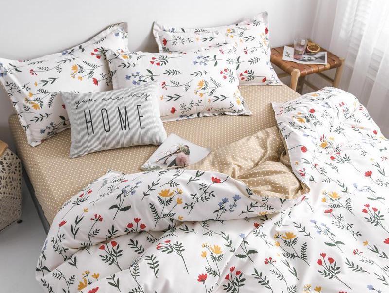 3 idées déco pour une chambre fleurie