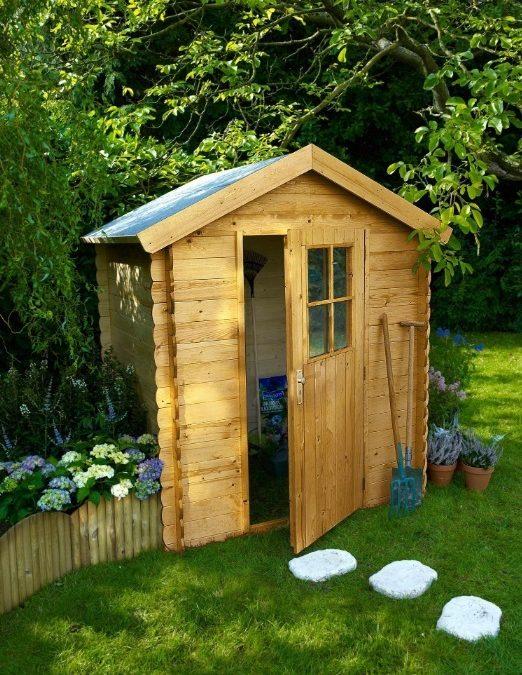 Comment transformer son cabanon, hangar ou la serre en abri jardin ?