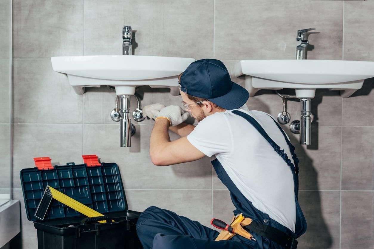 plombier plomberie canalisation bouchée